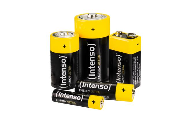 Intenso Batterien